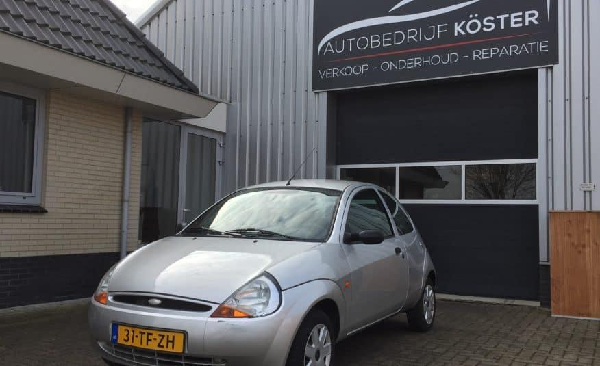 Verkocht! Ford Ka