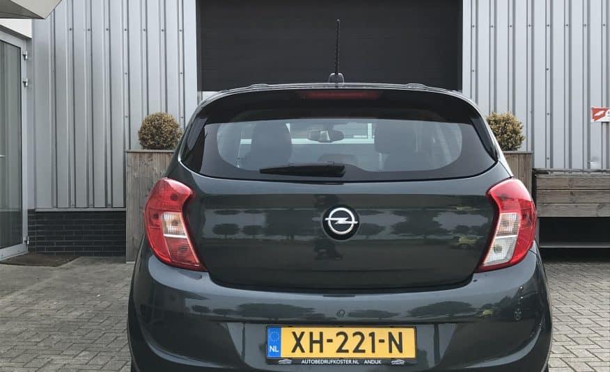 VERKOCHT Opel Karl 1.0 Easytronic 3.0r 75pk 2018 Grijs Automaat