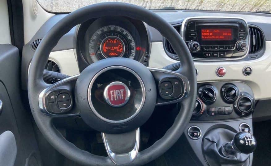Fiat 500 Twinair Turbo 80pk 2016 Wit